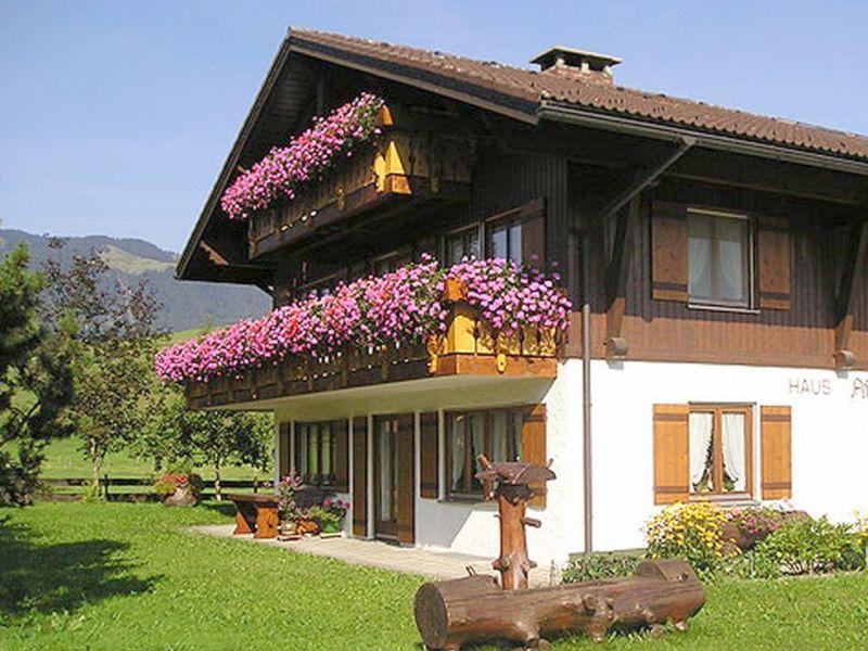 Ferienwohnung Edelweiß im Haus Aigner