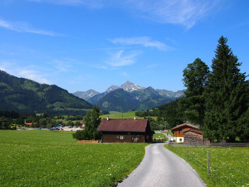 Ferienwohnung im Haus Bergwelt