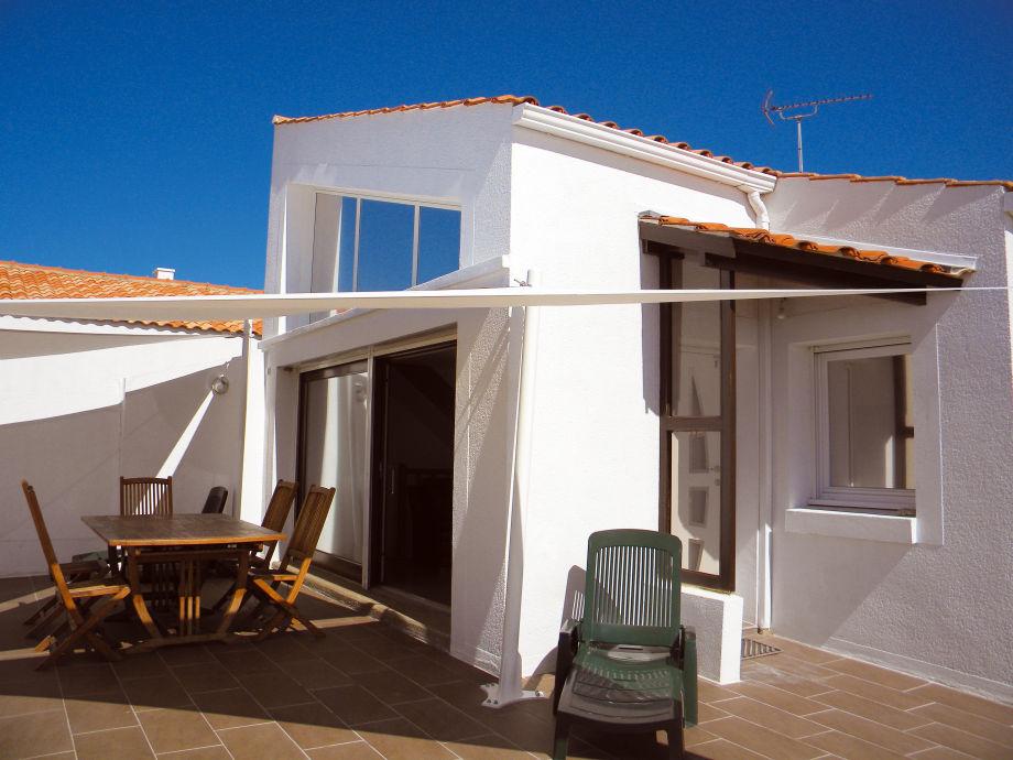 Ansicht Terrasse HAus 66