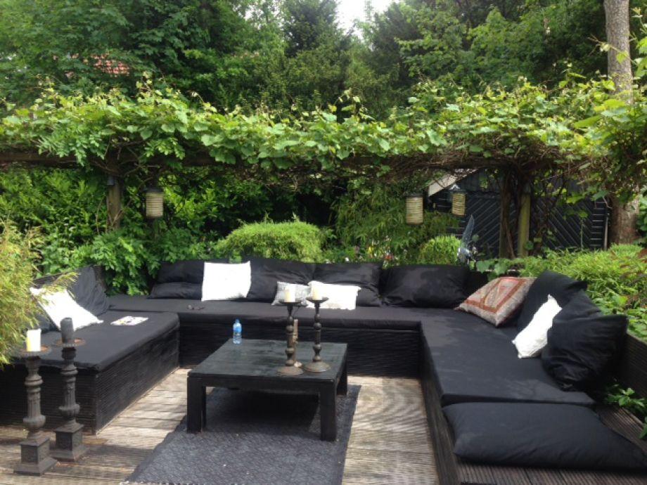 Loungebank Terrasse