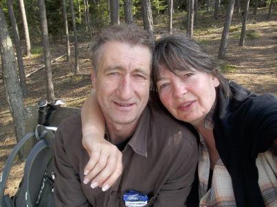 Ihr Gastgeber Andreas und Carola Schmidt