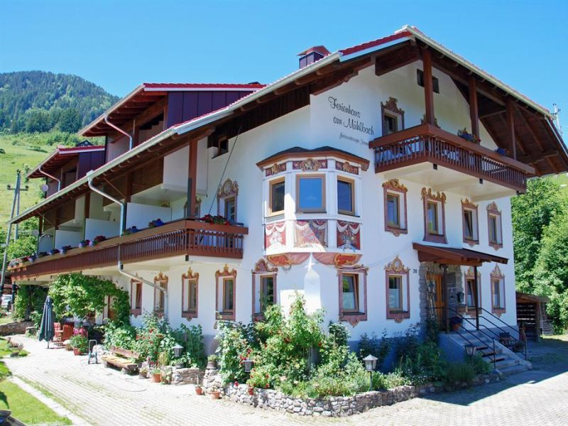 Ferienwohnung Nr.11 Alpenglück
