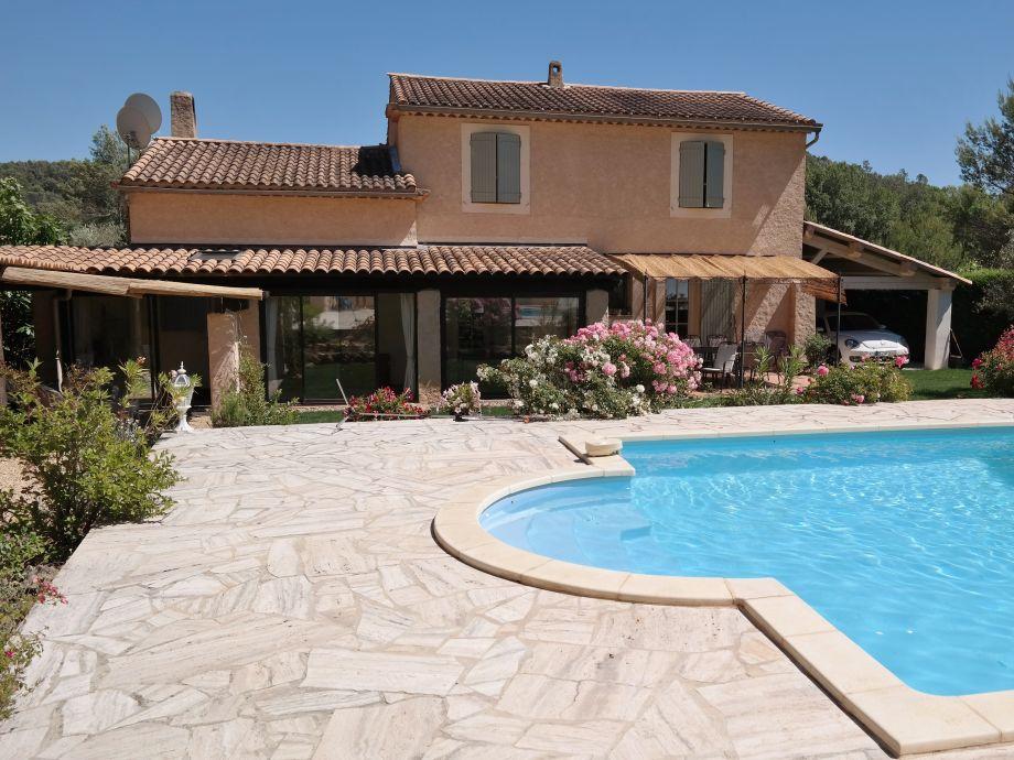 Pool, Terrasse, Wintergarten
