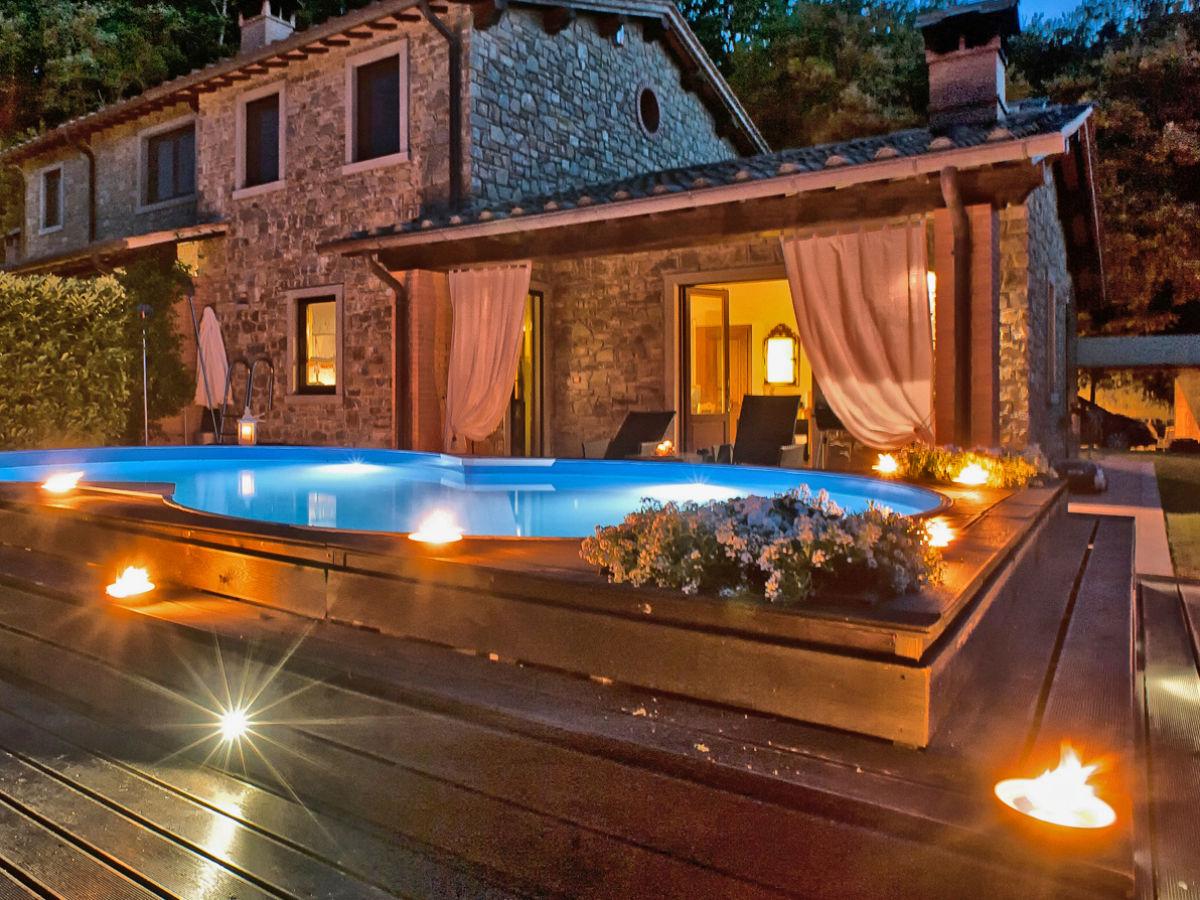 Ferienhaus Mit Pool In Der Toskana, Toskana,Italien,Arezzo