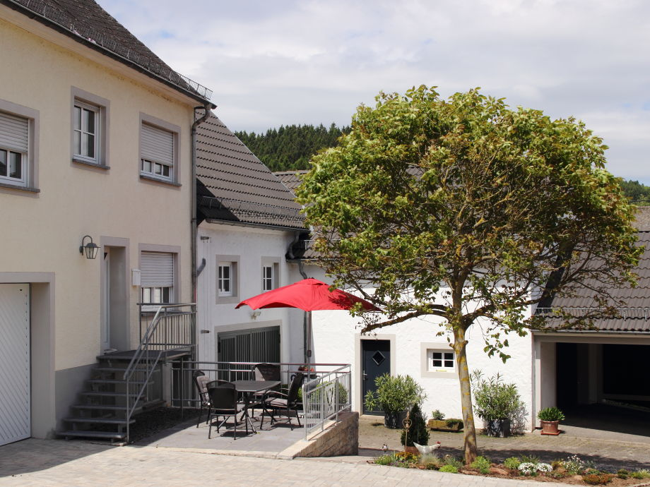 """Ferienhaus """"Zur Alten Post"""" (links)"""