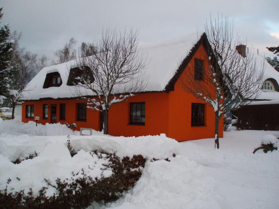 Ferienhaus Winter 2010