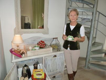 Ihr Gastgeber Barbara Post