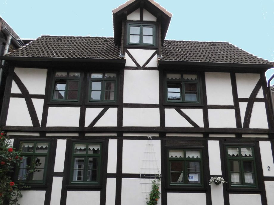 Fachwerkhaus Homburgstraße 2
