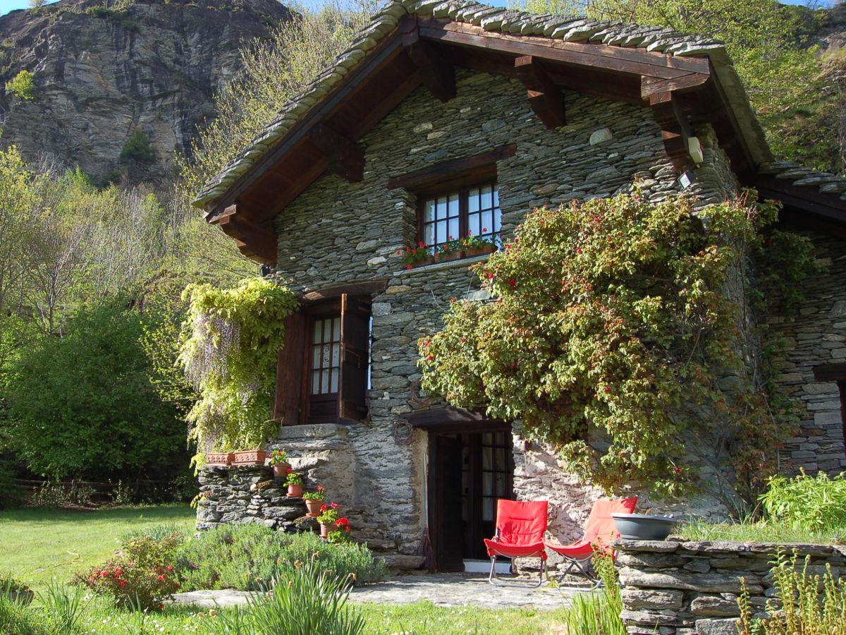 Holiday House Chalet La Baita Lago Maggiore Ossola