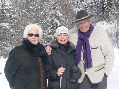 Ihr Gastgeber Monika + Jochen Große