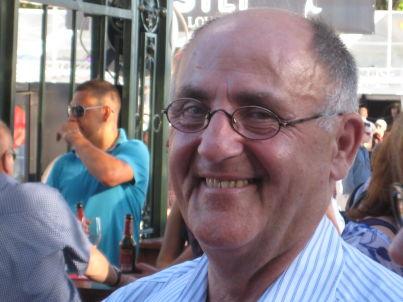 Ihr Gastgeber Werner Hofeditz