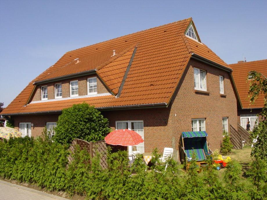 Landhaus Mühlenblick Südansicht