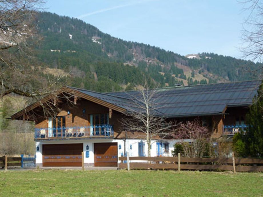 Ferienhaus Alpenglühen