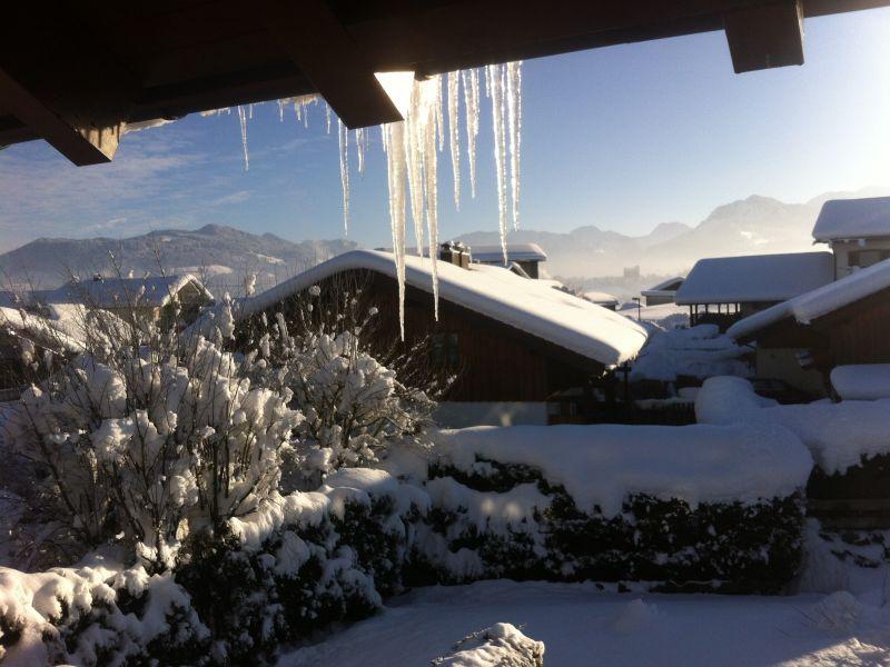 Ferienwohnung Blick in die Berge