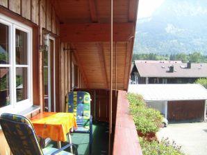 Ferienwohnung 1 im Haus Waldesruh