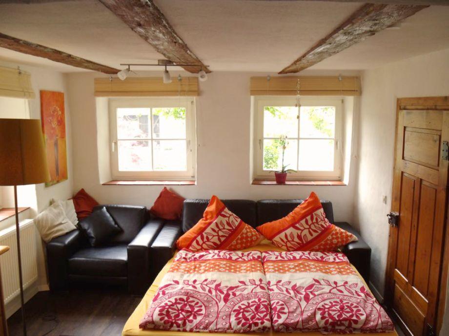 ferienwohnung doncharifa das gelbe haus bodensee. Black Bedroom Furniture Sets. Home Design Ideas
