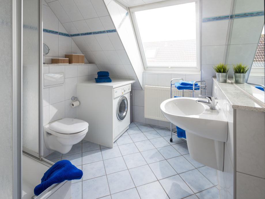 Ferienwohnung am park ostfriesische inseln norderney - Traum badezimmer ...