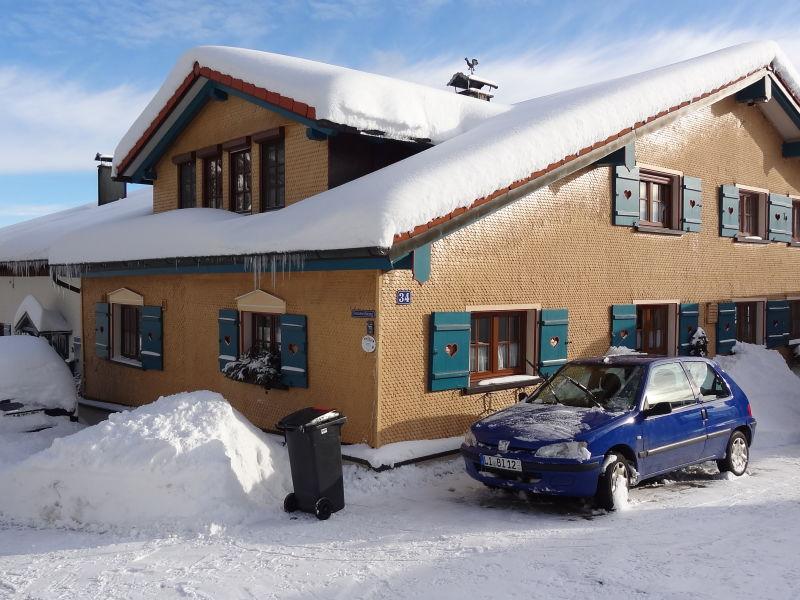 Apartment Gästehaus Einkehr