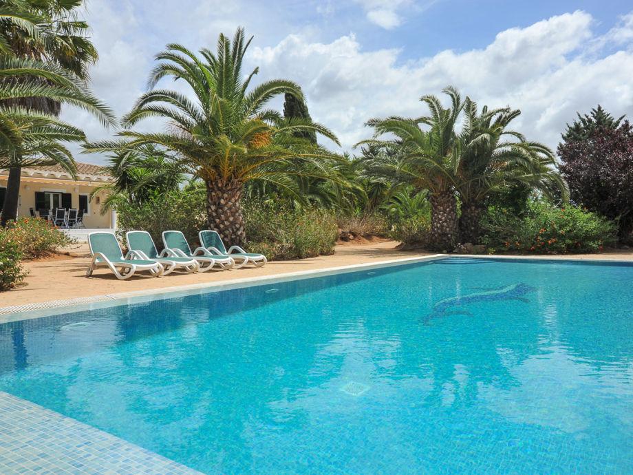 Pool 7 x 15 m