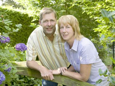 Ihr Gastgeber Helmut und Kornelia Oeltjen