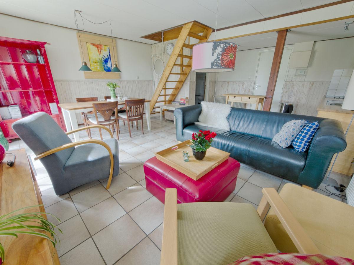 Apartment botgat 2 callantsoog firma botgat frau karin de graaf - Wohnzimmer mit kuche ...