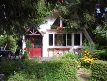 Ferienhaus Finnhütte Canow