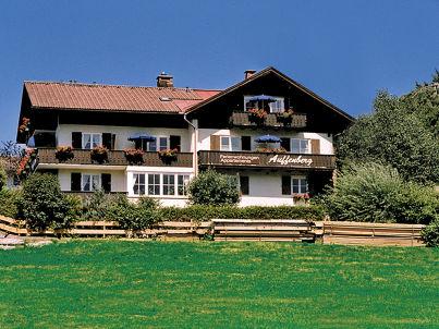 Rubihorn im Gästehaus Auffenberg