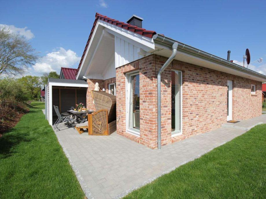 Das schöne Ferienhaus mit Terrasse