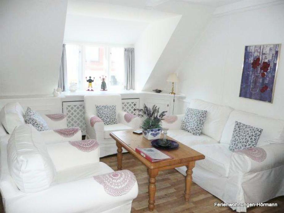 Freundliches Wohnzimmer