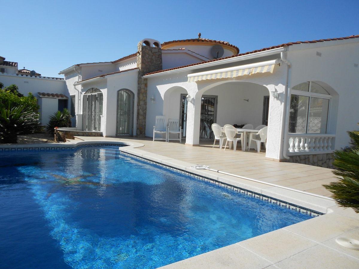 Villa Ferienhaus Mit Pool Paradies 24, Costa Brava