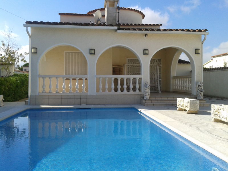 Ferienhaus mit Pool Paradies 26