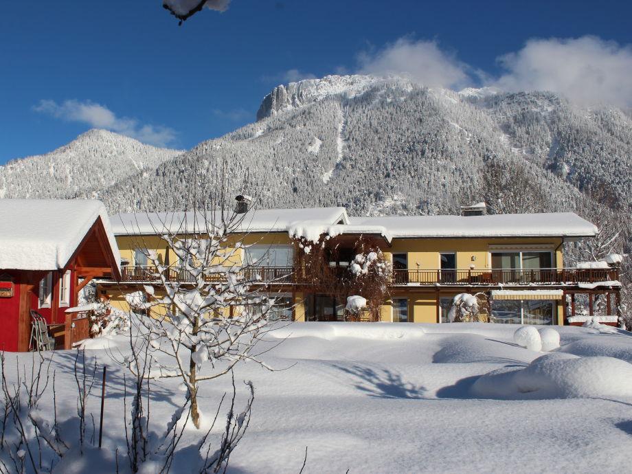 Apartment Steinplatte Winter
