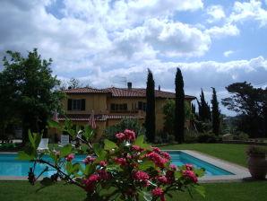 Ferienwohnung in Toskana