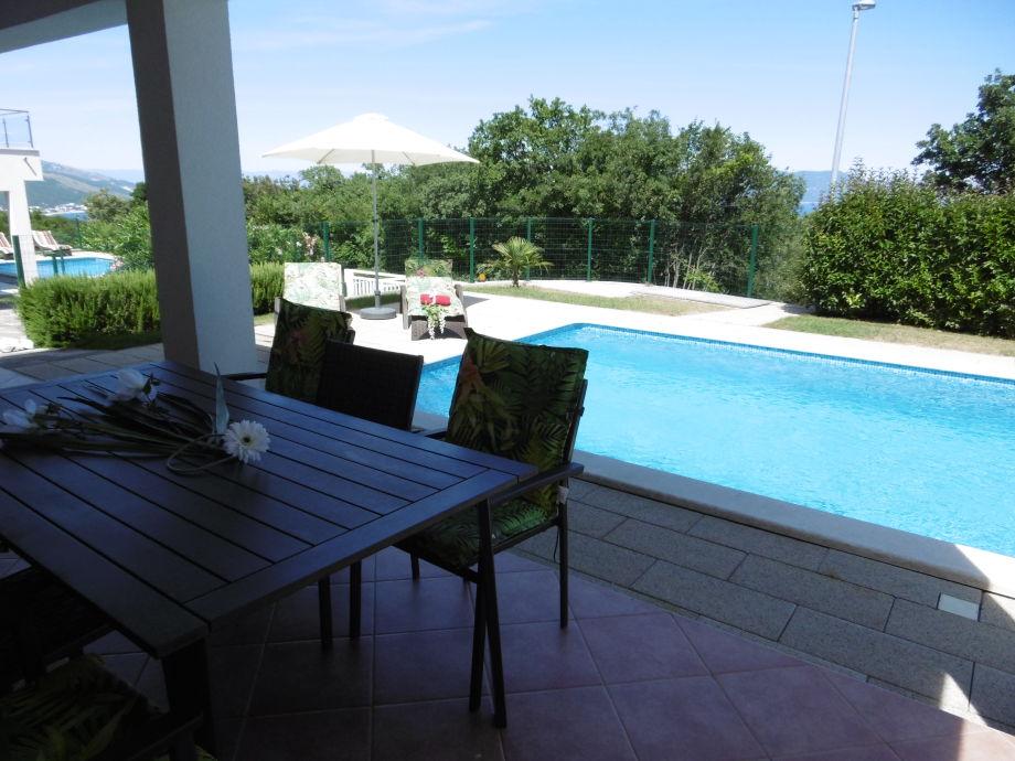 Terrasse mt Pool