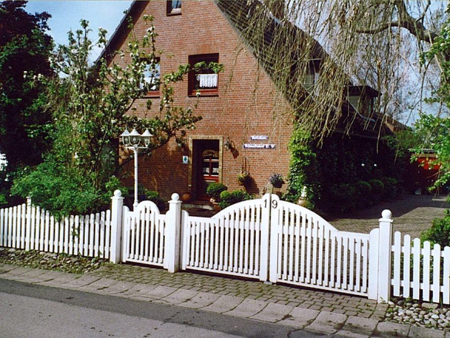 Außenansicht Ferienhaus Schwackendorf 19