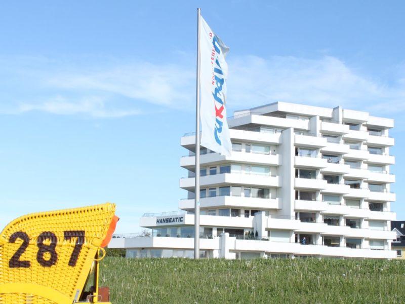 Ferienwohnung im Haus Hanseatic 504