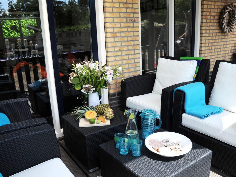 Veranda mit Loungeset