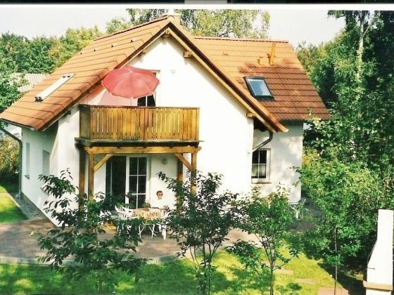 Ferienhaus Haus Münchow Ostseebad Zinnowitz Insel Usedom