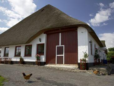 Bauernhof Morgensonne