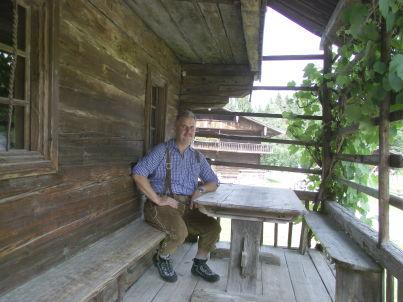 Ihr Gastgeber Rainer Fischer