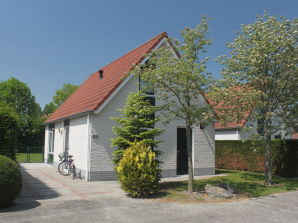 Holiday house 't hartje van Breskens
