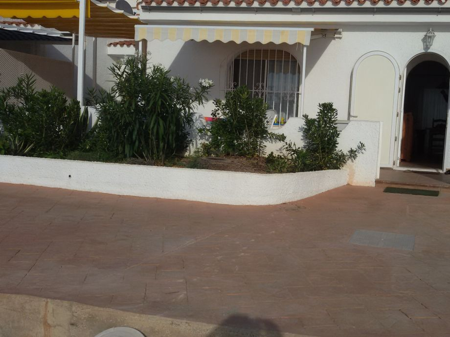 Außenaufnahme Beachbungalow  Villa Eva V 8