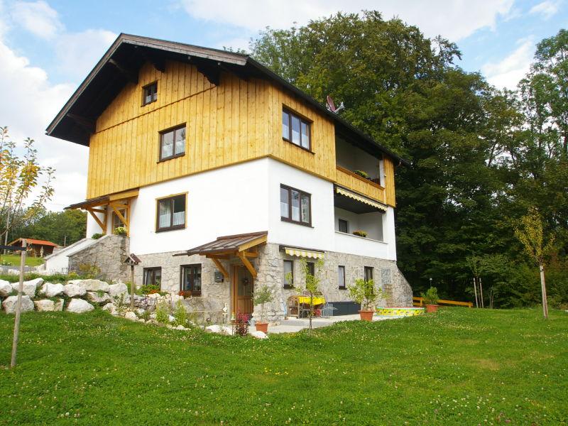 Ferienwohnung Edelweiß in der Villa Schönblick
