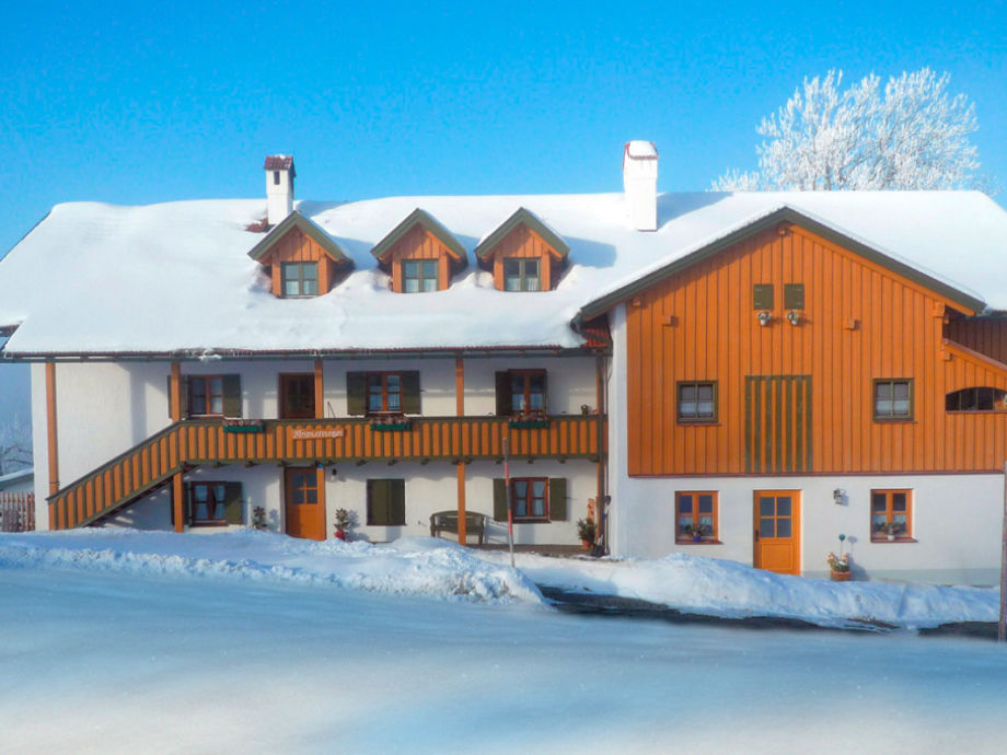 Haus Höhenrieder - Winteransicht
