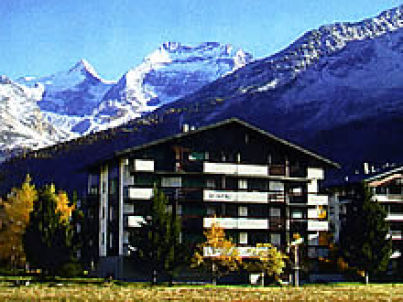 Kontiki in Saas-Fee