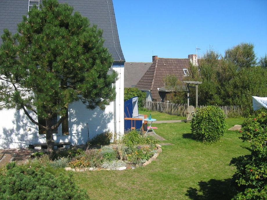 Ferienhaus Düne 16 - Gartendidylle