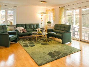 "Holiday apartment ""SMARAGD"" in the Wellnesshof Blenk"