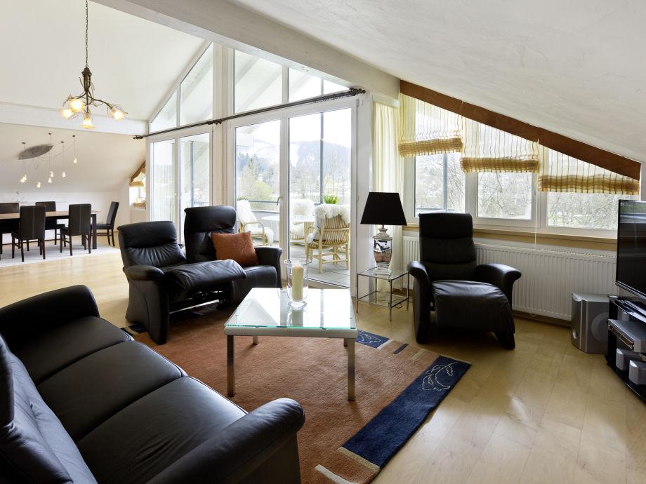 Wohnzimmer BERGKRISTALL