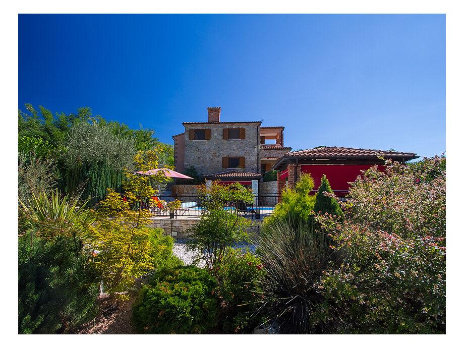 Außenaufnahme Villa Maxime