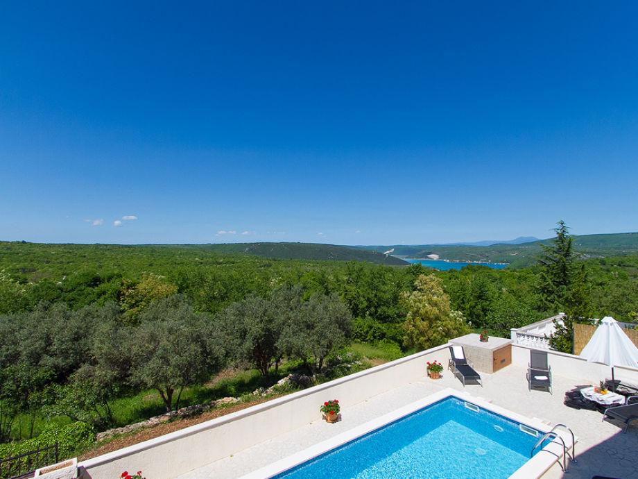 Außenaufnahme Villa Agneza